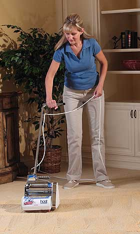 Keep your carpets looking beautiful with HOST, the dry, easy way to clean carpets! Get your $5 OFF coupon now!